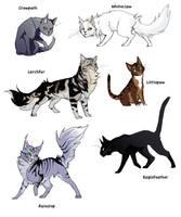 Cats. by DayLight13