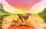 Run,Awka! (AT) by LysMily