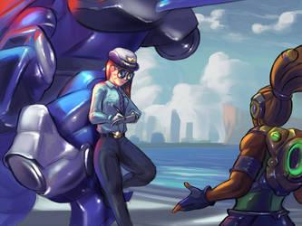 Reporting Lucio for speeding by GLV-DA