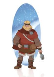 Dwarf by ZAPF-zeichnet