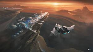 Landing 3 by rulez-dmitriy