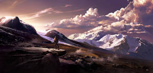 Mountain 1080 by rulez-dmitriy