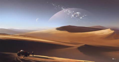 Desert by rulez-dmitriy