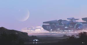 Ships by rulez-dmitriy