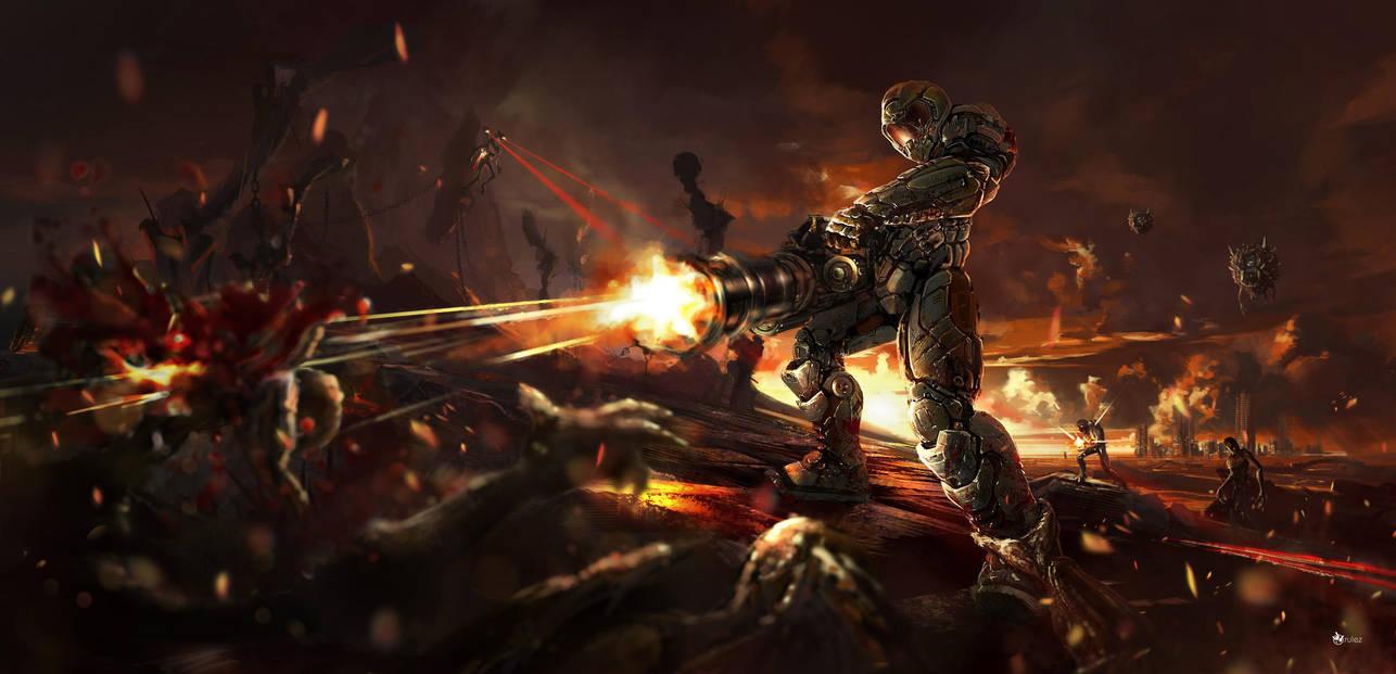 Doom by rulez-dmitriy