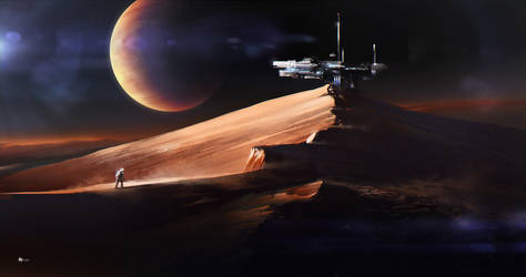 space 1 by rulez-dmitriy