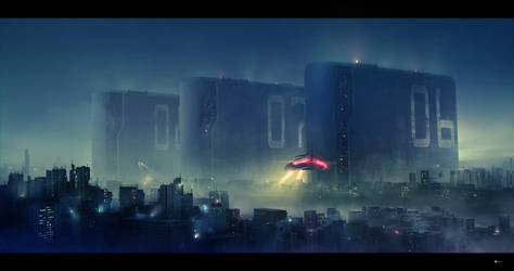 cityscape #1 by rulez-dmitriy