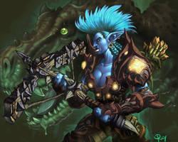 Troll Hunter by PhillGonzo