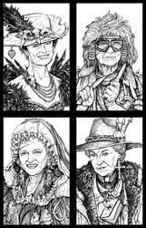 Shrapnel Girls by PhillGonzo