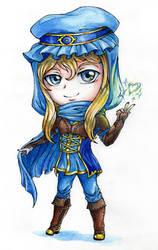 Mage's Apprentice by RavenCorona