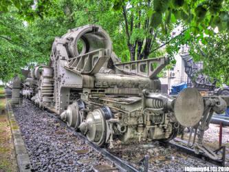 Military train... by Iulian-dA-gallery