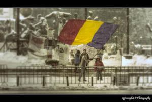 Romania, trezeste-te! by Iulian-dA-gallery