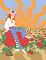 Strawberry Fields Forever by Celtzombie
