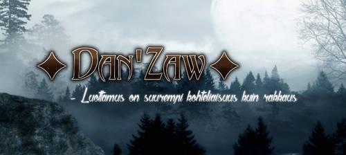 New banner for Dan'Zaw by AnarkistiStile
