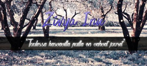 Zivya Inu banner by AnarkistiStile
