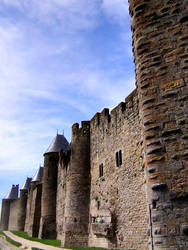 Carcassone by fullmind79