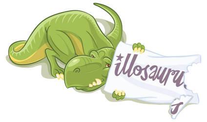 Illosaurus Spot by WilsonWJr