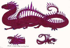 RHG Dragon: Bog by DRAGONLOVER101040
