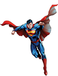 new 52 supes art  (I didn't draw this btw) by MayanTimeGod