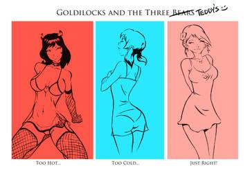 Goldilocks by joverine