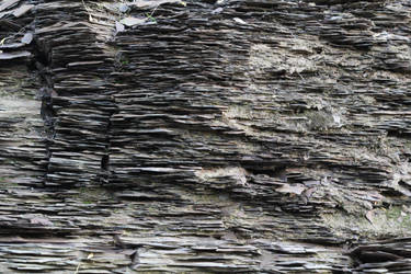Shale Wall by Smurfage