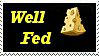 Well Fed Stamp by The-Warcraft-Legion