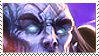 Draenei Race Stamp by The-Warcraft-Legion