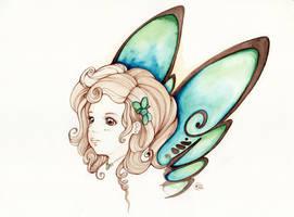 Bella Fae by starwoodarts