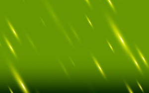 Lime Rain Wallpaper by sword1ne