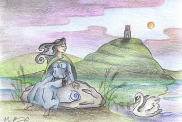 Morgan of Avalon by Spiralpathdesigns