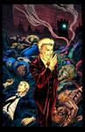 Defiant comics cover Colors by Memo Regalado by V3dd3rMan