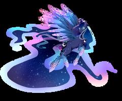 [Rainbow Power] Princess Luna by TsuukiUsa