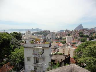 Rio 2013 - Santa Tereza - Carmelitas 031 by GabrielBB