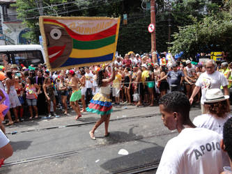 Rio 2013 - Santa Tereza - Carmelitas 015 by GabrielBB