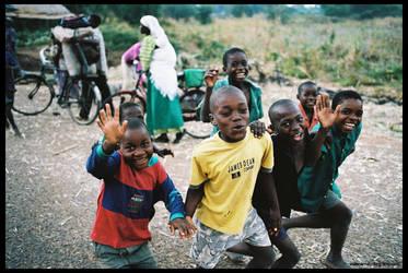 Kids of Malawi by arnaudlegrand
