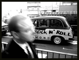 London calling by arnaudlegrand