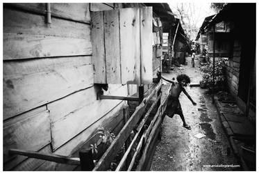Sri Lanka : refugee camp 6 by arnaudlegrand