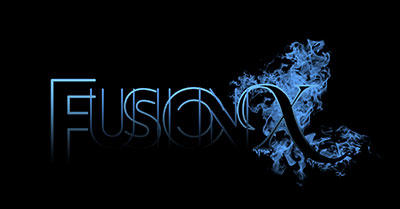 Logo-fusion-x11 by CleosCatdesigns