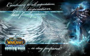 World of Warcraft - Lich King by Onime-no-kaze