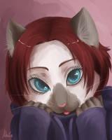 Blue Eyes by MistressAdaira