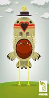Little Bird by weirdink