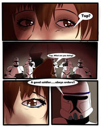 The Good Soldier Page 19 by lordhadrian