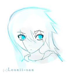 +++Blue Sharingan+++ by Reo-chii