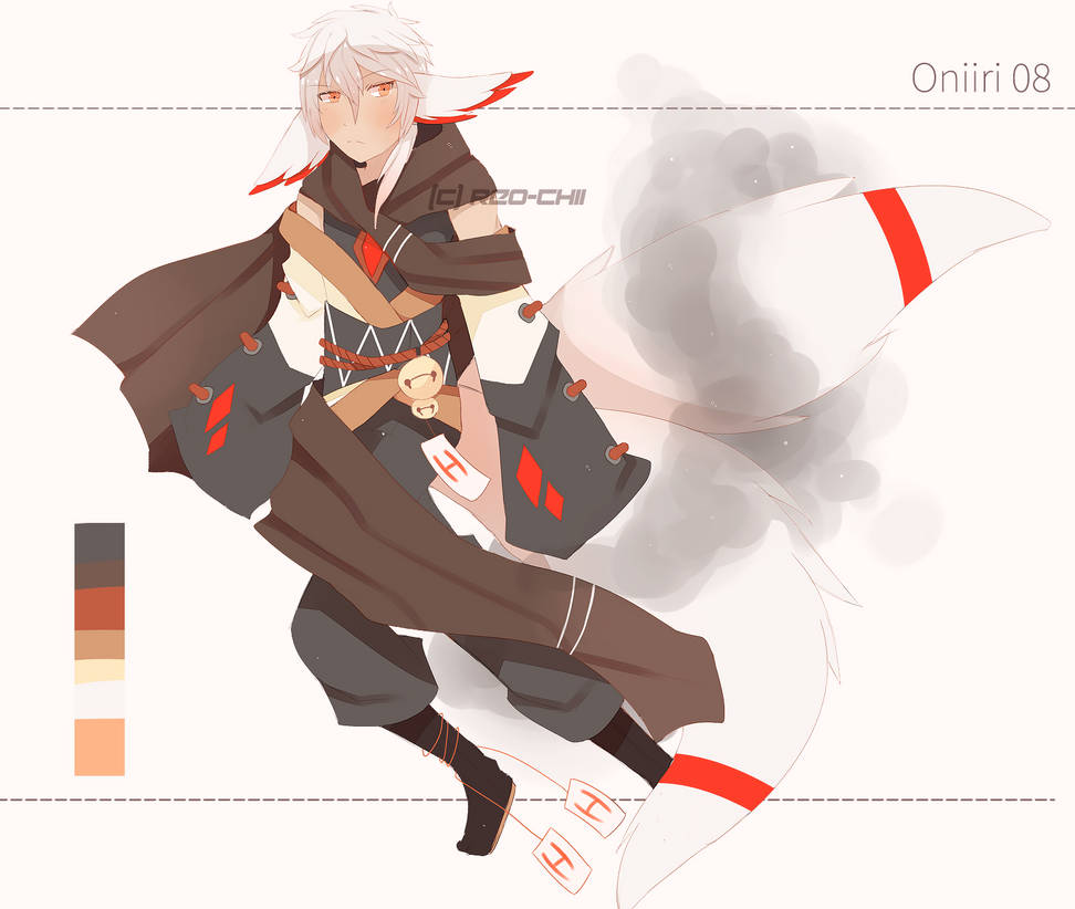 Oniiri Adopt 08 || OTA || CLOSED by Reo-chii