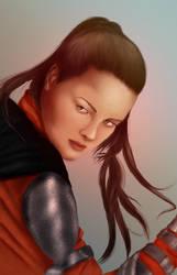 Lady Sif by lietnynn