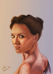 The Woman by lietnynn