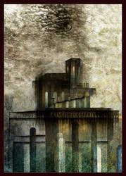 The Temple by MaciejZielinski