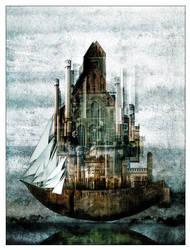 Ship by MaciejZielinski
