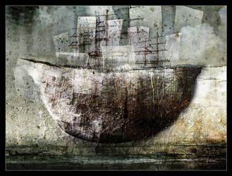 Sailship by MaciejZielinski
