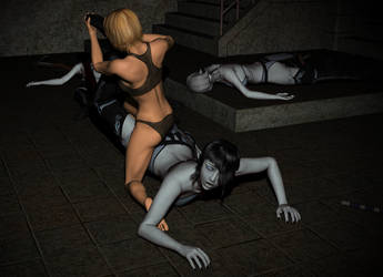 The Blooding 53 by FatalHolds